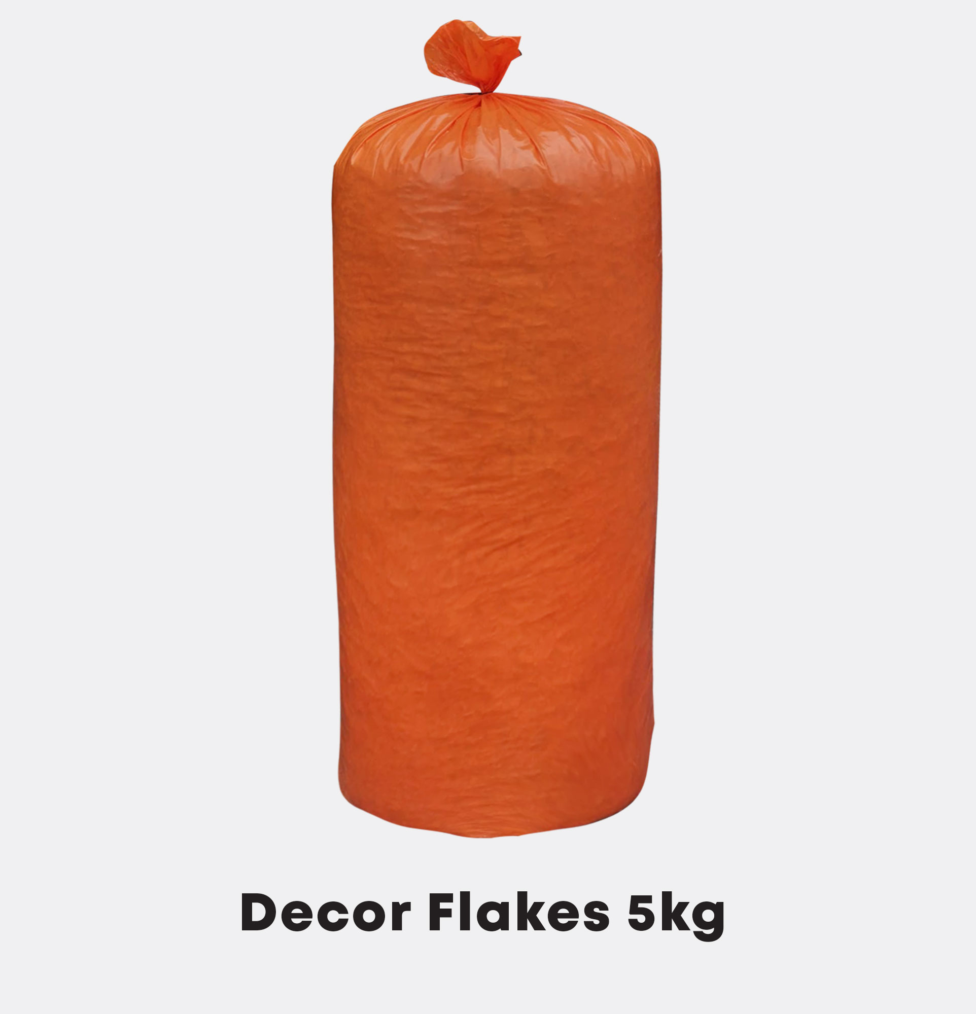 Decor Flakes Packaging
